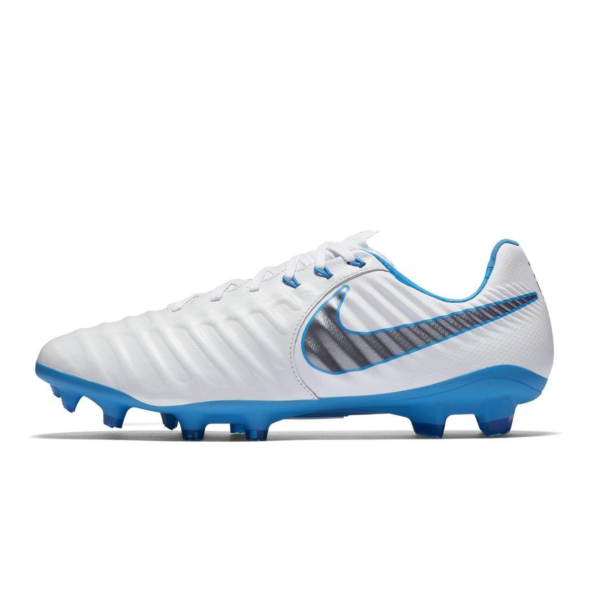 best service 2149c d8370 ... denmark chaussures football nike tiempo legend vii pro fg blanc taille  4041 fb7e0 63df0