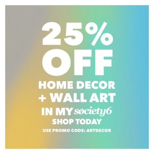 Get 40% Off Home Decor And Wall Art Today In My Society40 Shop Ends Stunning Home Design And Decor Shopping Promo Code
