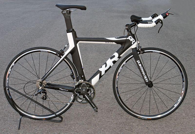 2012 Quintana Roo Kilo C Triathlon Bicycle Bicyclist