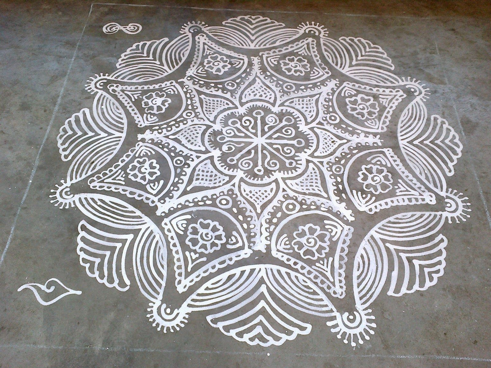 locomente...: Kalpathy Theru Kolam Competition - 2012   in the home ...
