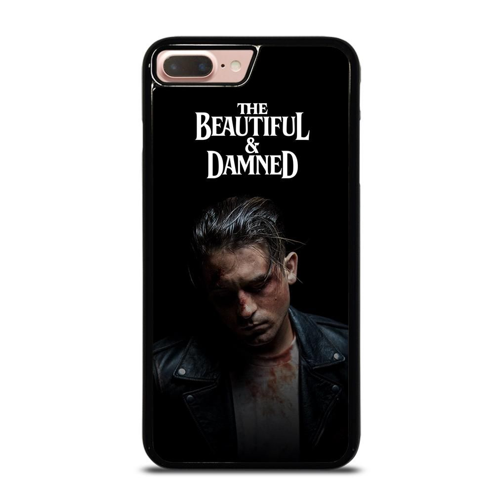 G EAZY TBAD iPhone 7 / 8 Case - White / Rubber