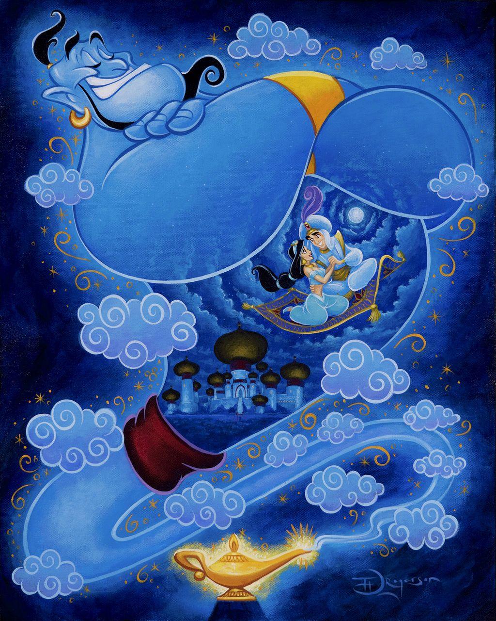 Aladdin il trailer del remake disney fa uscire il genio dalla lampada