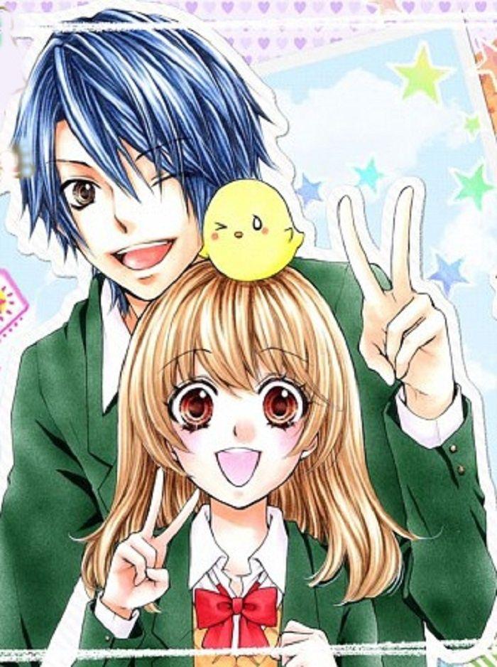 Hiyokoi Anime, Manga