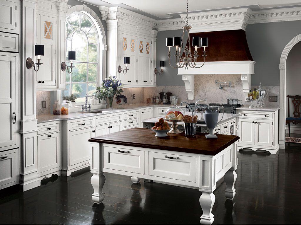 Wood Mode Kitchen Remodel Home Kitchens Beautiful Kitchens