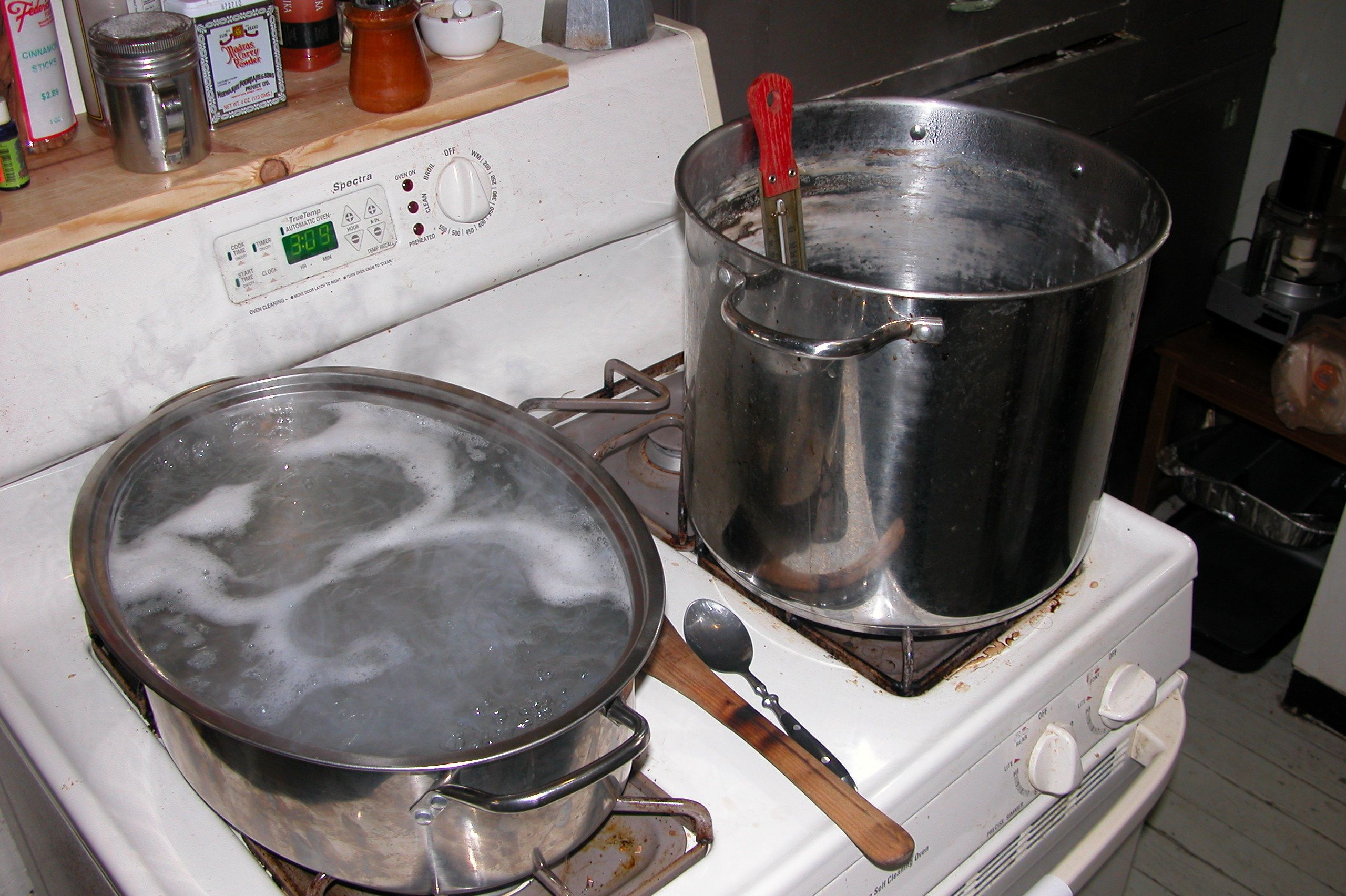 How to Boil Maple Syrup at Home also looks like a cool site fr other homestead ideas