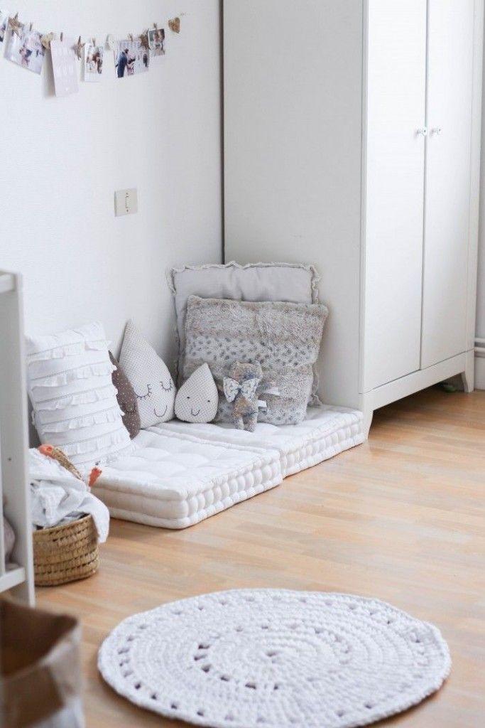 10 ideas para copiar en la habitaci n del beb for Organizacion de la habitacion del bebe