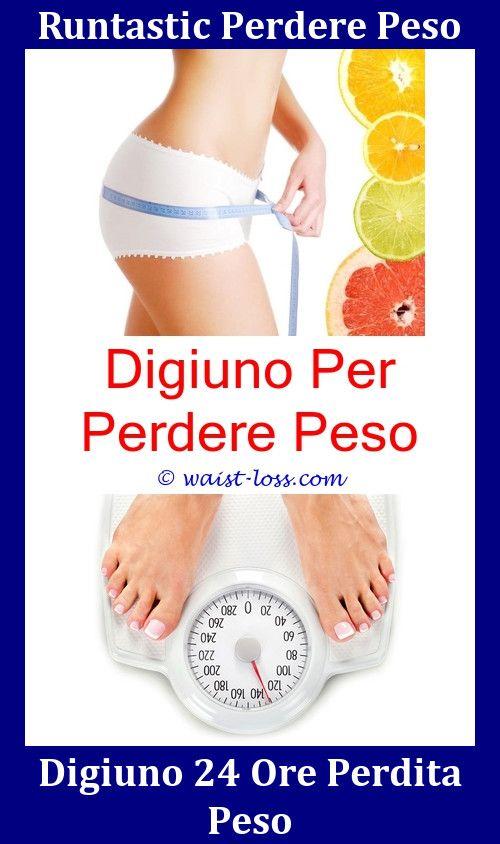 perdere peso senza perdere la testa