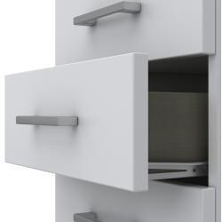 Photo of Rollcontainer – weiß – 42,5 cm – 55 cm – 50 cm – Schränke > …