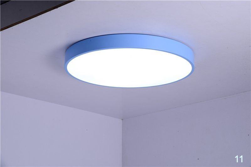 Led Ceiling Lamps Ultra Thin 5cm Multi Color Modern Ceiling Lights In 2020 Ceiling Lights Ceiling Lamp Led Ceiling Lamp