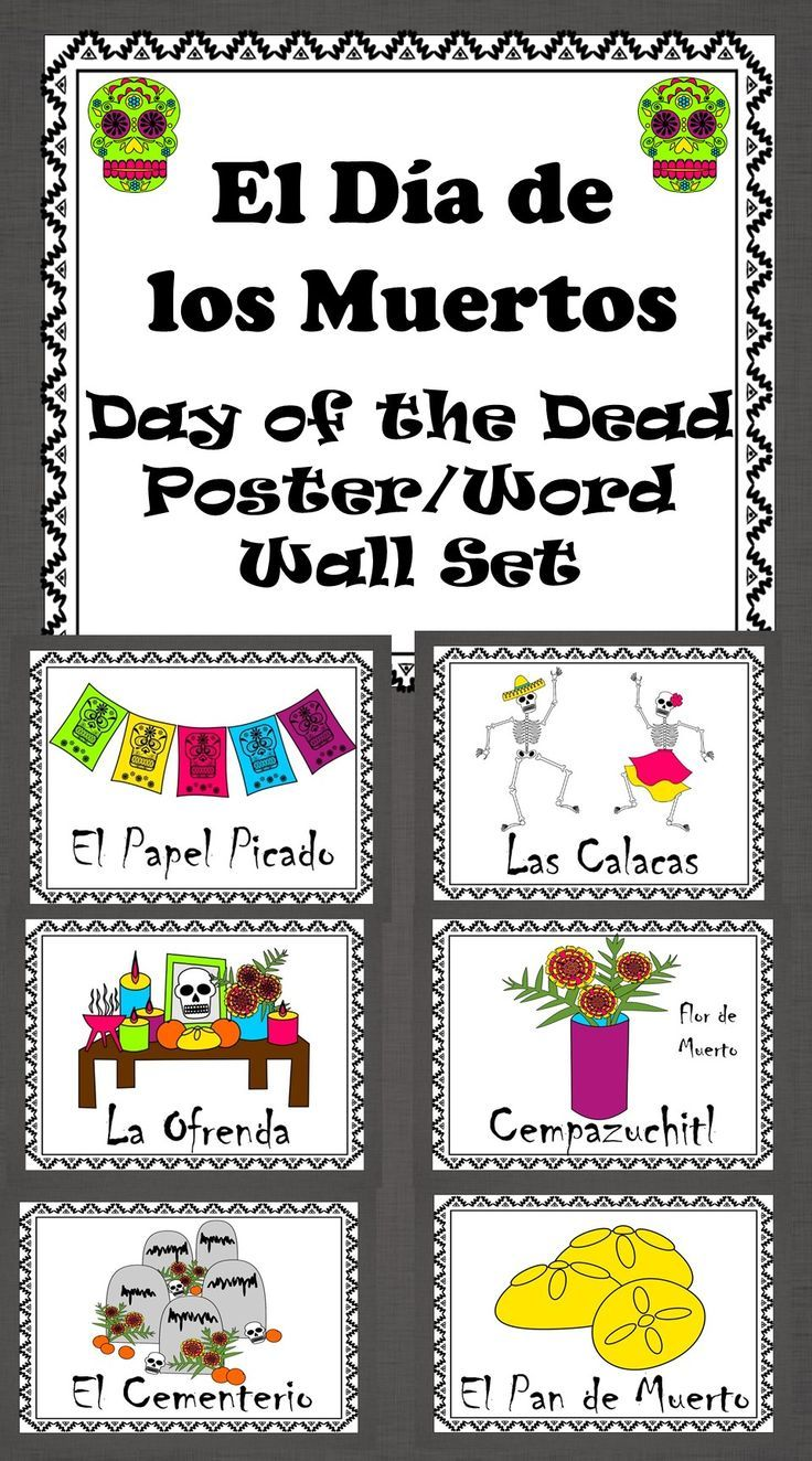 Spanish Words To Hang Up On Wall