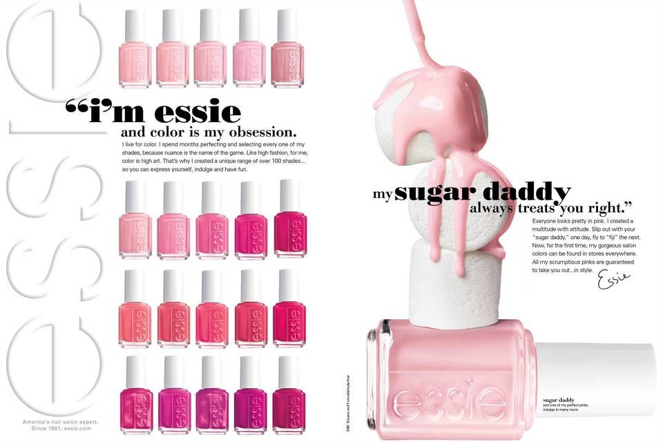 essie Nail Color - Fun in the Gondola : Target | nail arts | Pinterest