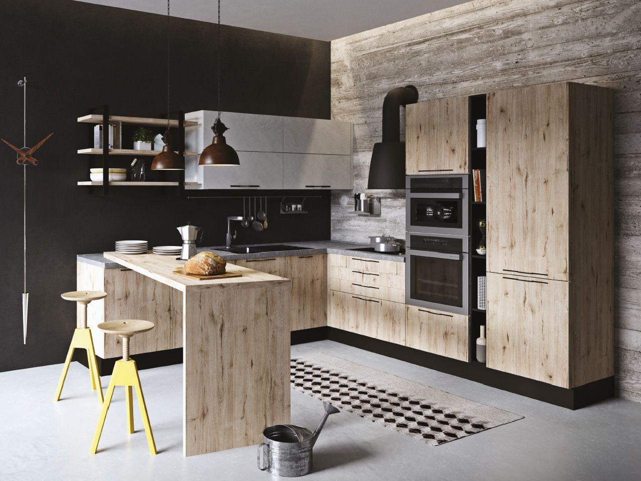 Mercatone UNO CUCINA MARILYN €1269 | Cucine, Arredamento e ...
