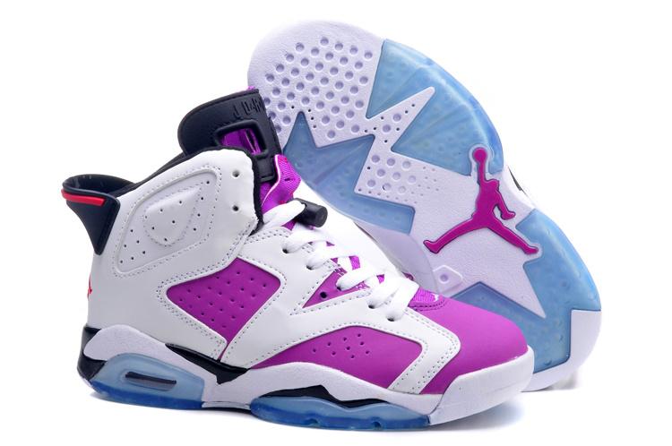 28f76706b9b296 14 air jordan 6 retro womens basketball shoe