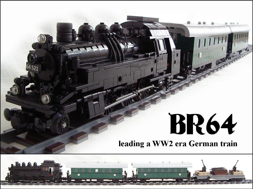 288 best LEGO - Trains & Stations images on Pinterest | Lego ...