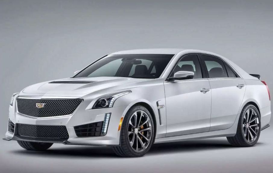 2019 Cadillac Cts V View Design Engine Specs Price Estimate