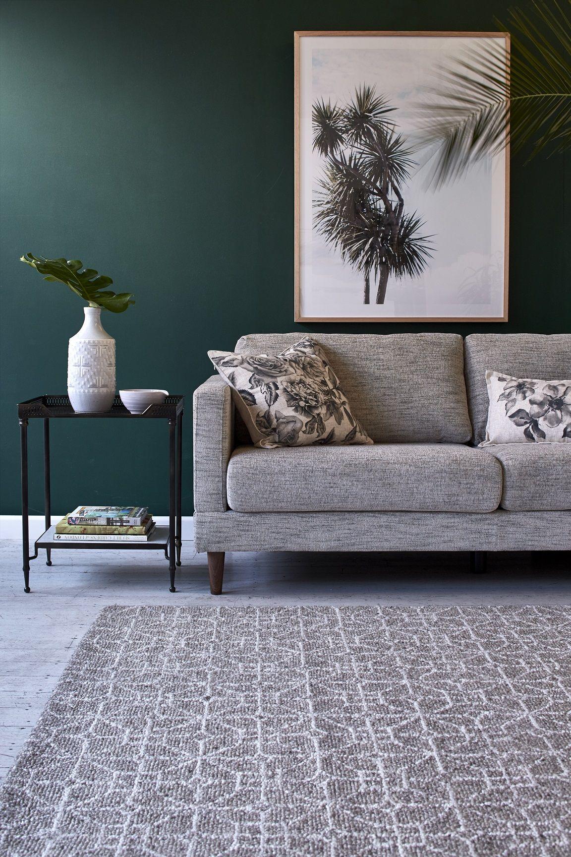 Modern Living Room Wallpaper For Sale