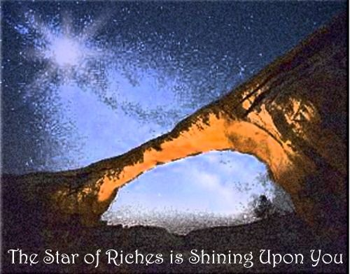 Star of Riches  marianlasalle.com