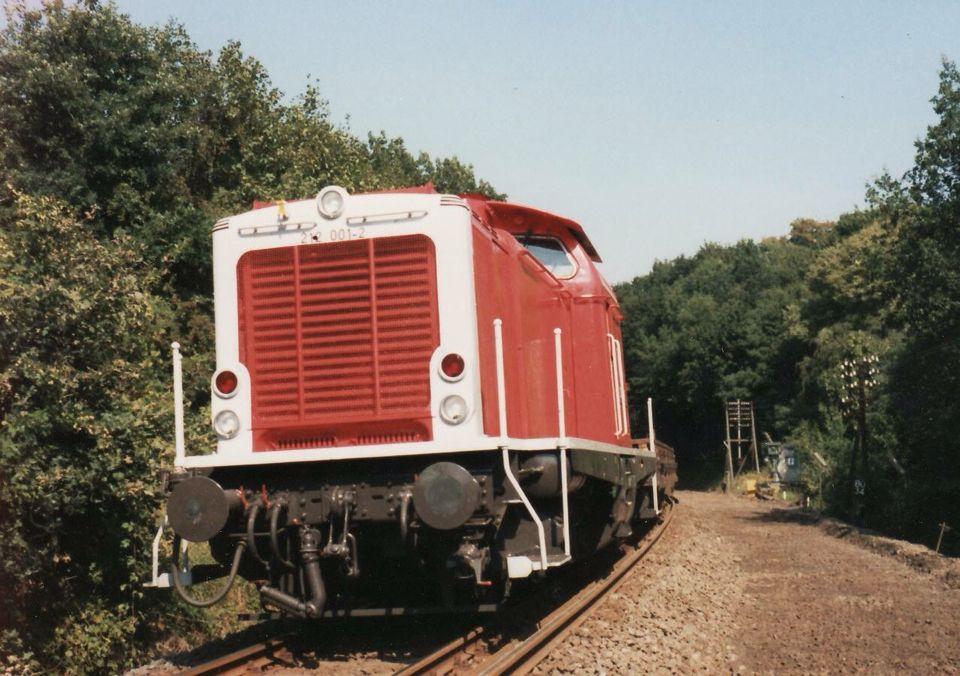 212 001-2 in Hungen juni 1991