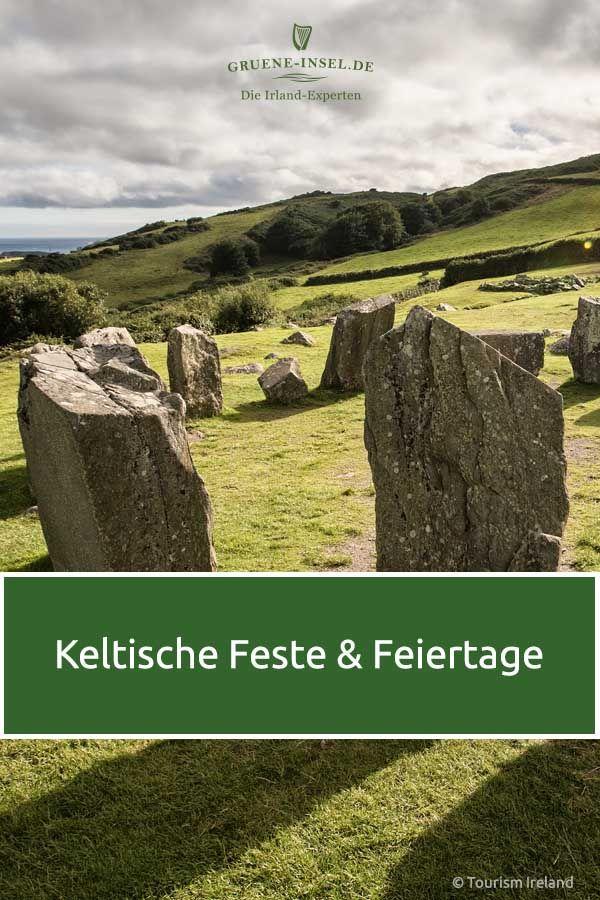 Photo of Keltische Feiertage: Kaum einer kennt die Hintergründe dieser irischen Feiertag…