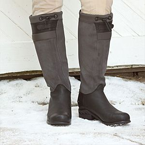 Winter   waterproof boots  Ariat Brossard Tall Boot | gym attire