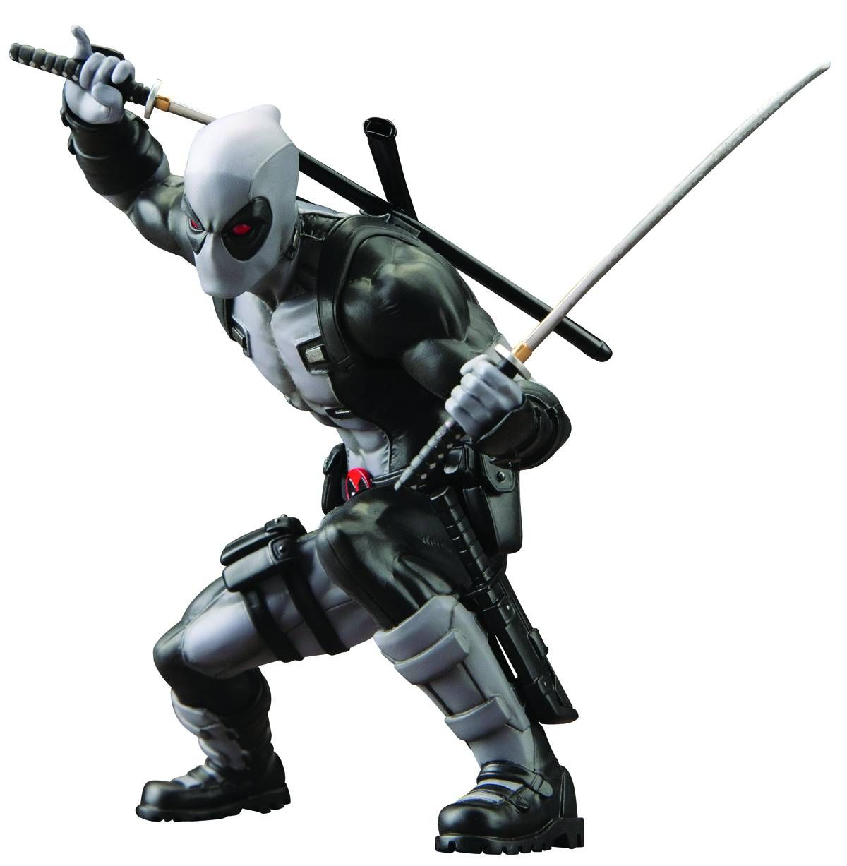 Marvel Now Deadpool PX Uncanny X-Force Artfx statue.
