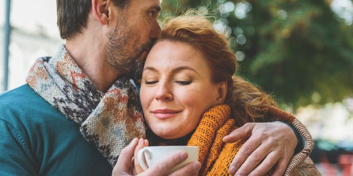 Flirten en relatie