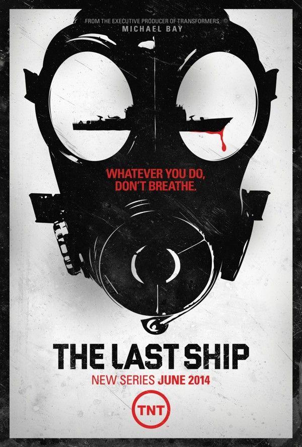The Last Ship by Steve Reeves, via Behance