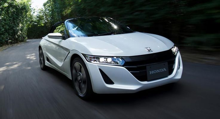 Honda S660 Mini Roadster
