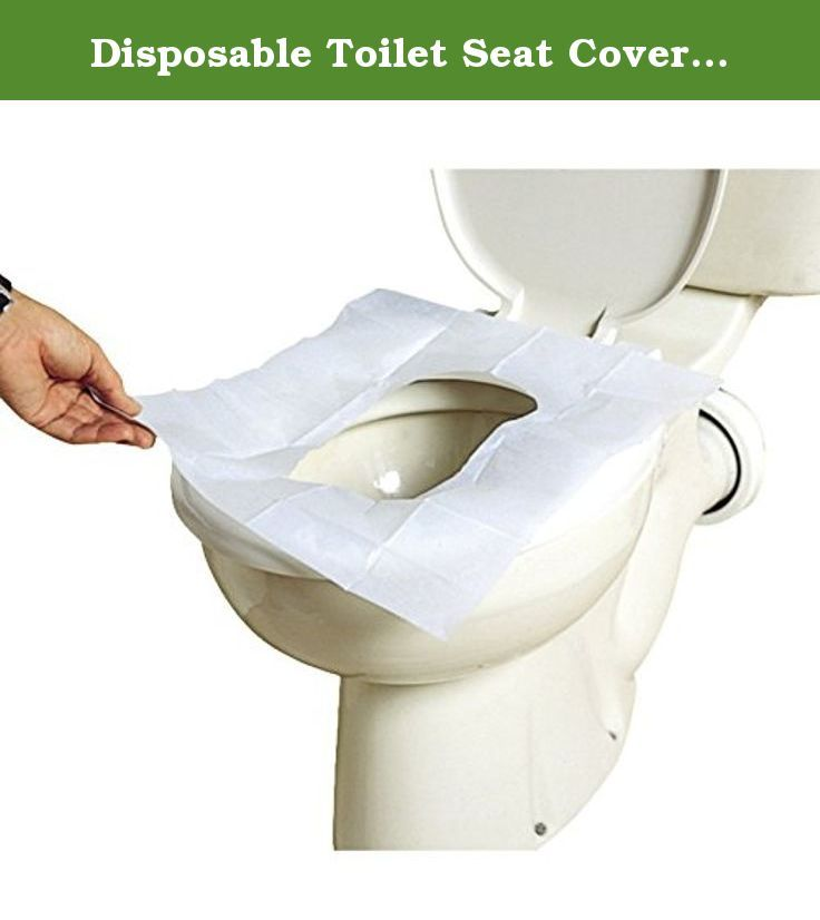 Disposable Toilet Seat Covers 50 Pack 50 Pc Disposable Toilet
