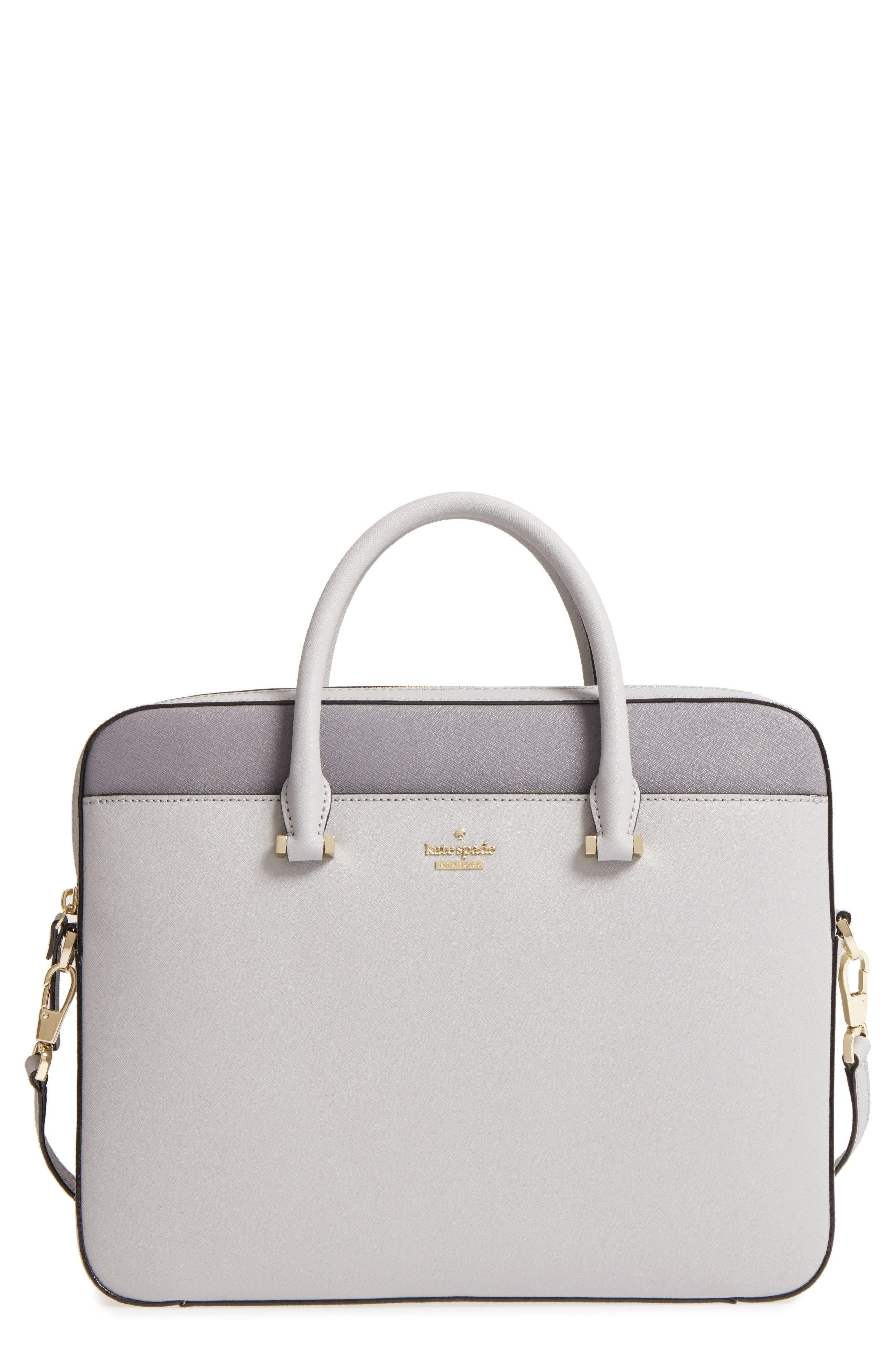 new product 92760 f428d saffiano leather laptop bag - Kate Spade #nordstrom #laptop ...