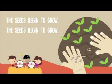 The Farmer Plants Seeds Song Lyrics For Kids Songs Preschoolers You