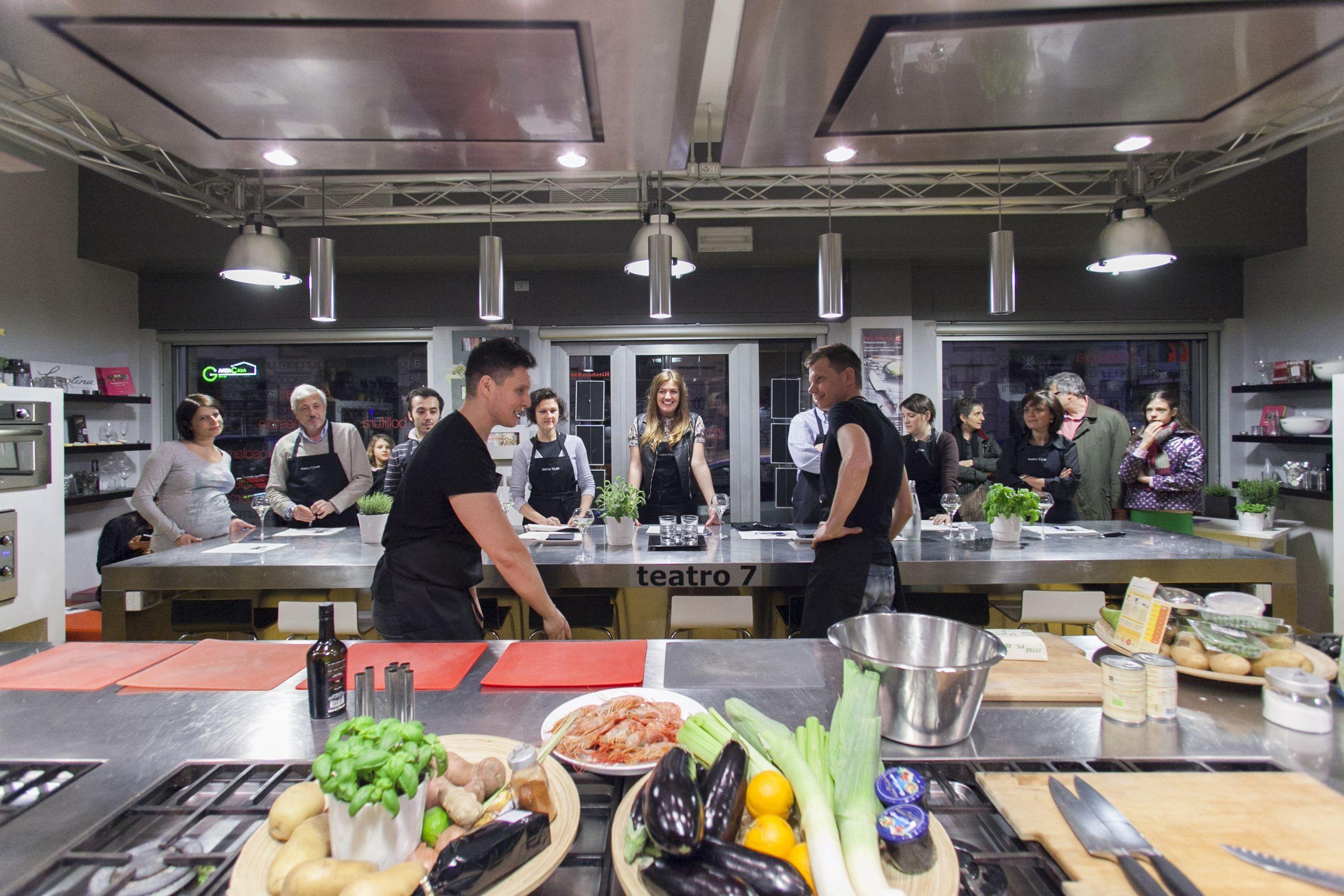 Il Meglio Di Corsi Di Cucina A Milano