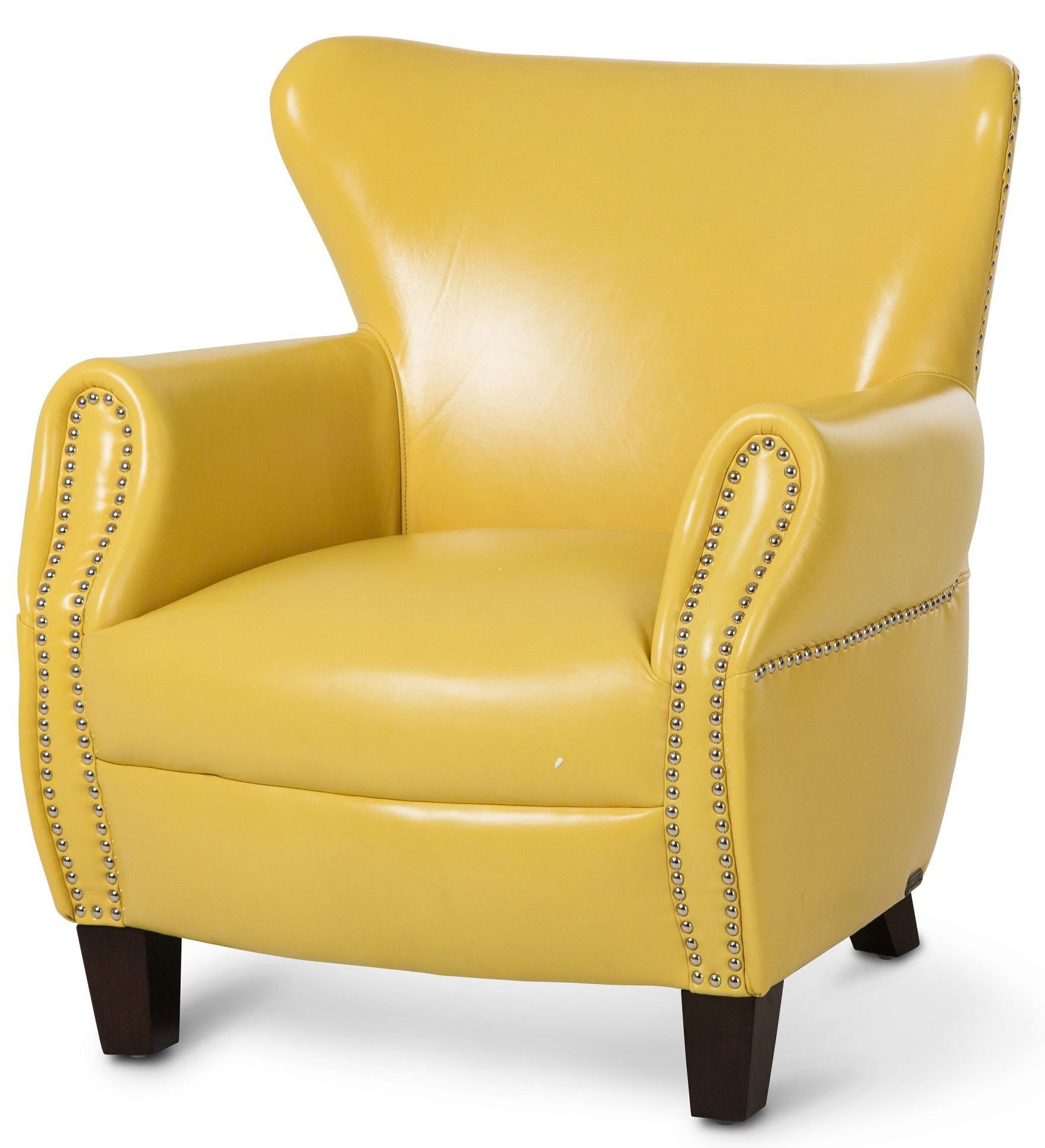 Stuhle Gelb Gepolstert Sessel Rot Sessel Grau Wingback Stuhl