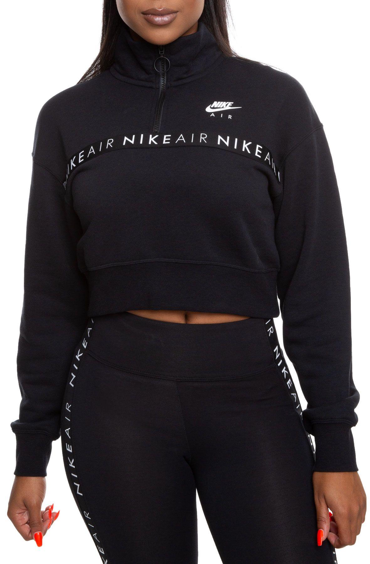 Sportswear air halfzip sweater in 2020 Half zip
