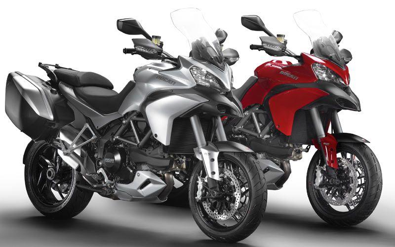 2013 Skyhook Ducati Multistradas Unveiled Motorbike Reviews