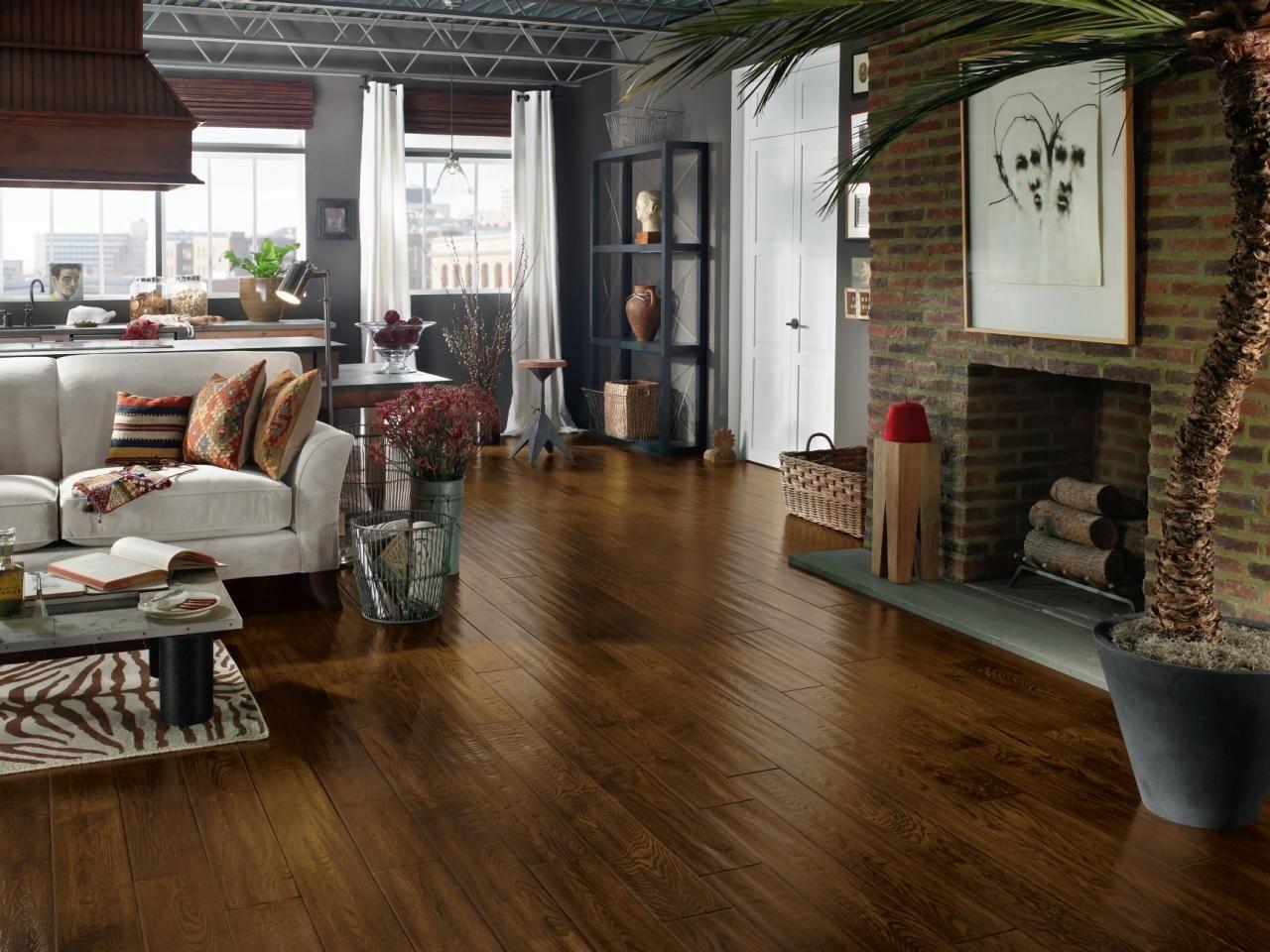 Choosing Hardwood Flooring