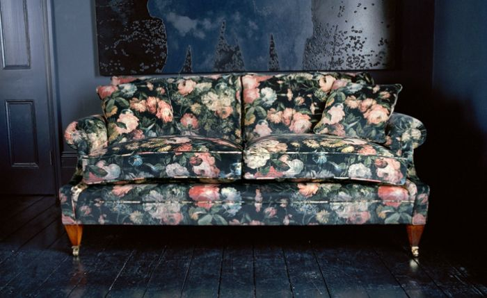 House Of Hackney Store Within A Store News And Events Liberty Co Uk Floral Sofa Chic Living Room Shabby Chic Living Room