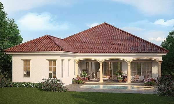 Plan 33029zr 3 Bed Energy Efficient Home Plan With