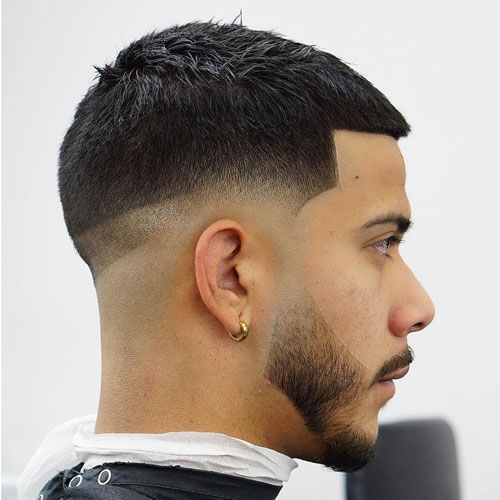 37 Best French Crop Haircuts For Men 2020 Guide Fade Haircut Mens Haircuts Fade Short Cropped Hair