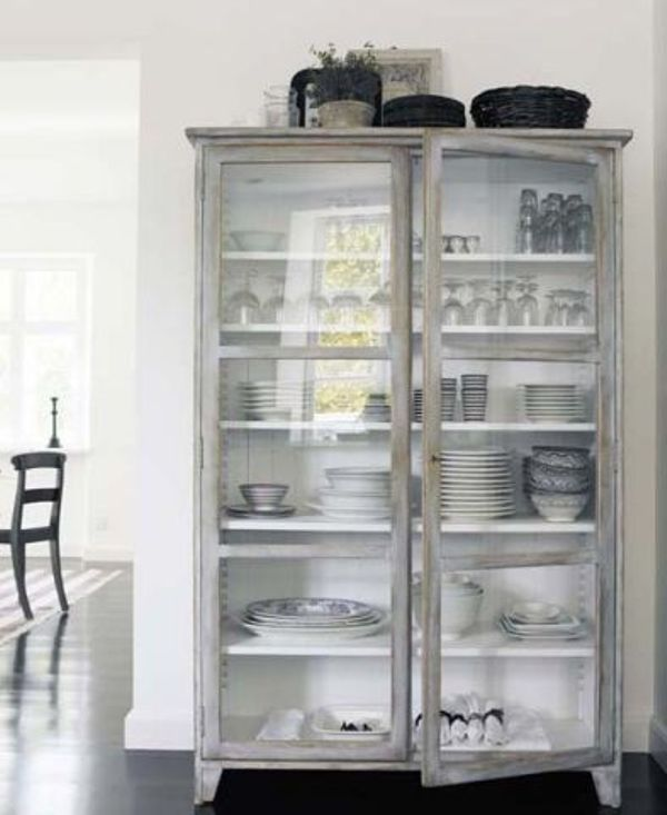 Size, color, glass: Glass Cabinet - akta.uk.com - AKTA. Scandinavian Furniture Makers & Upholsters.