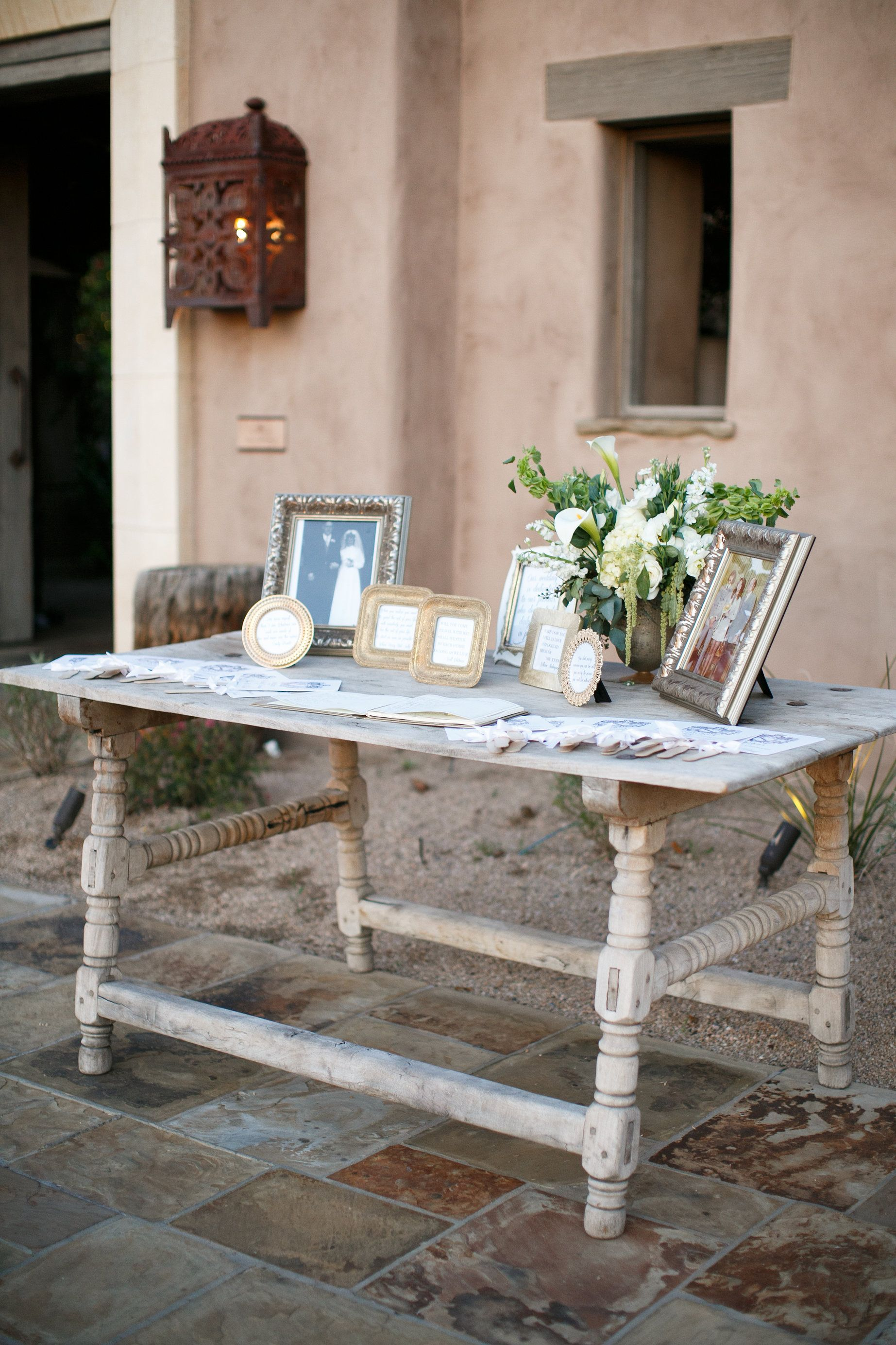 Rustic elegance from this beautiful DC Ranch desert ...