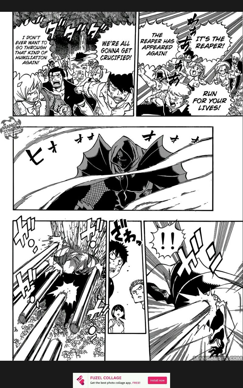 Chapter 485 Gajeel gets mad 1
