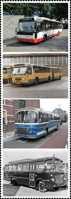Old Dutch bus