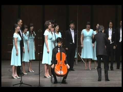 "Pilgrim Mission Choir  - ""십자가 - 조성은"""