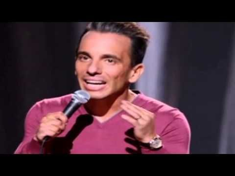 Stand Up Comedy Sebastian Maniscalco - Aren't You