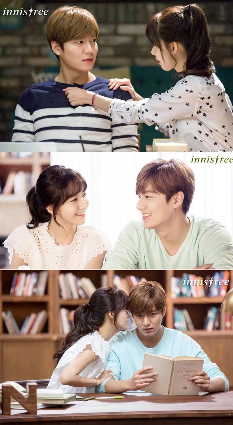 Yoona and lee min ho dating history
