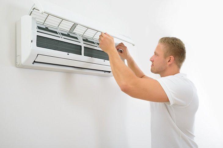 split system repairs