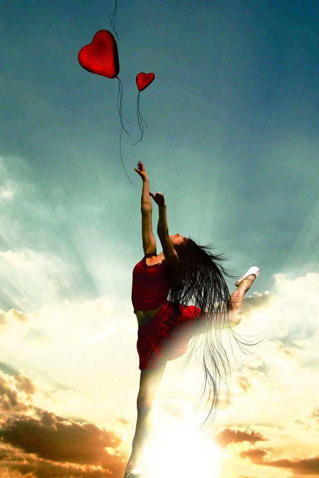 Love in the sky!!!