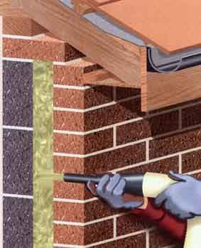 Cavity wall insulation cavity wall insulation pinterest cavity cavity wall insulation solutioingenieria Images