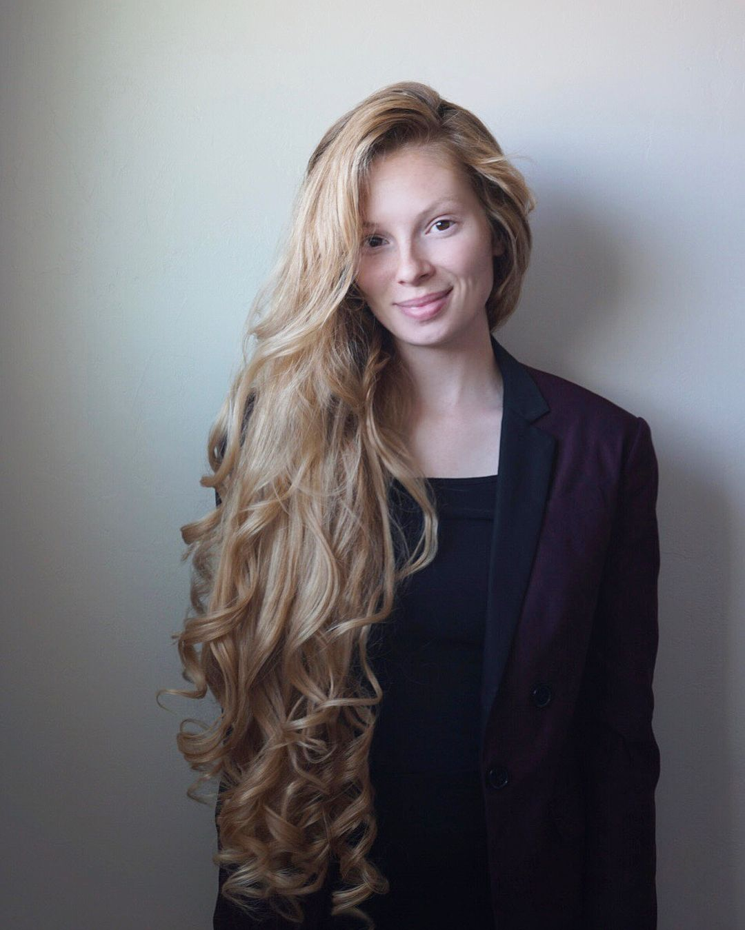 Pin by anthony nelson on very long hair pinterest redhead